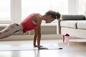 Exercite-se moderadamente