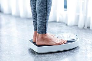 Perder peso não é linear