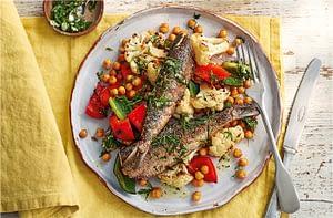 9 alimentos incríveis - sardinha e couve-flor