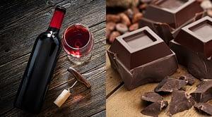 Dieta Sirtfood recomenda vinho e chocolate